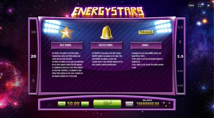 All Online Pokies image of Energy Fruits