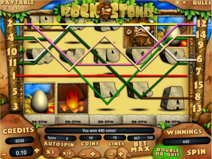 Rock Stones screenshot