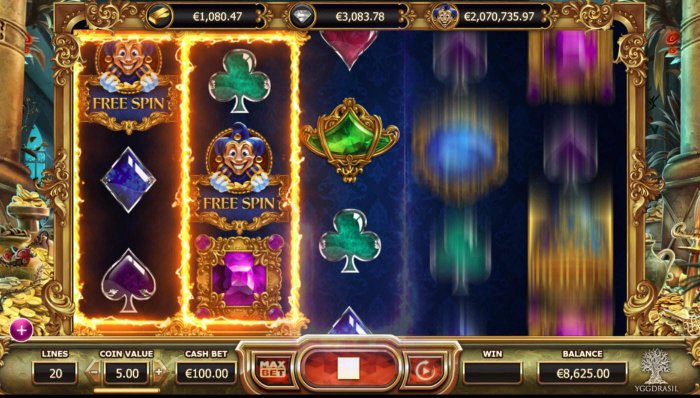 All Online Pokies image of Empire Fortune