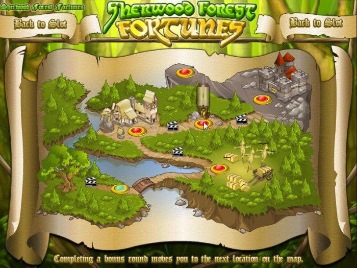 All Online Pokies image of Sherwood Forest Fortunes