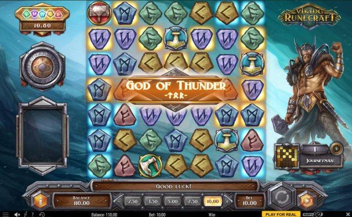 Images of Viking Runecraft