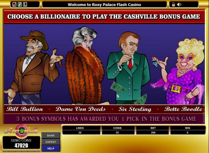All Online Pokies image of Cashville