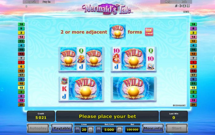 Wild Symbol Rules - All Online Pokies