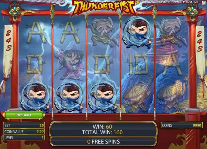 Thunderfist screenshot