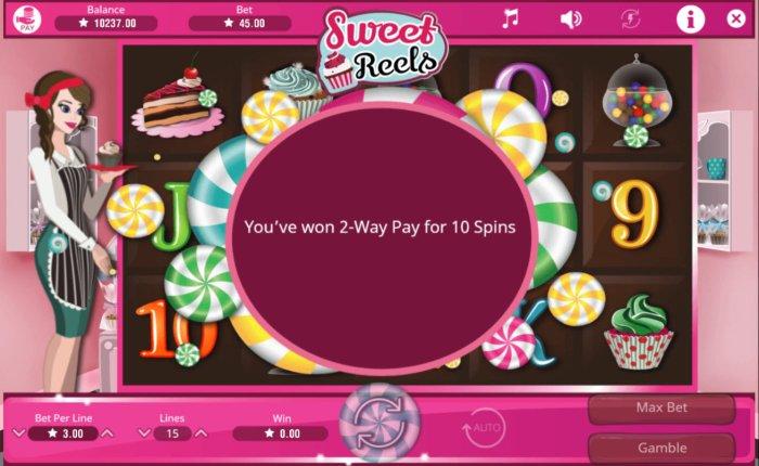 Sweet Reels by All Online Pokies
