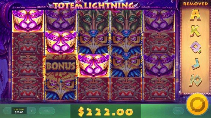 Totem Lightning screenshot
