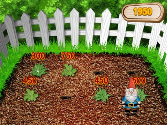 All Online Pokies - the three plant selections reward us with a 1950 coin big win