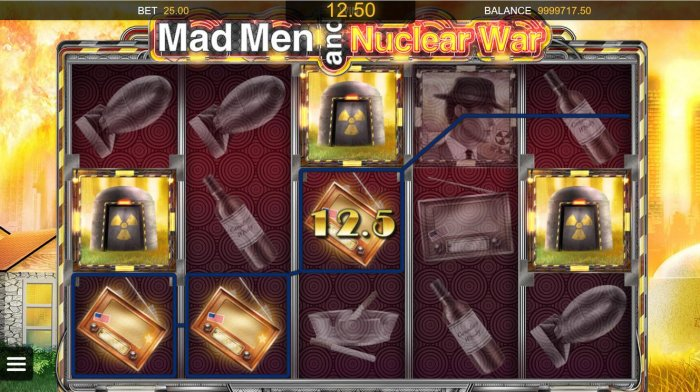 Mad Men and Nuclear War screenshot