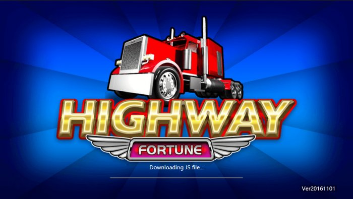 All Online Pokies image of Highway Fortune