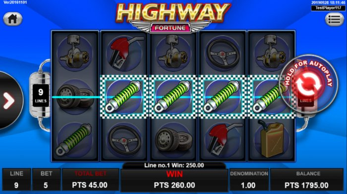 Images of Highway Fortune