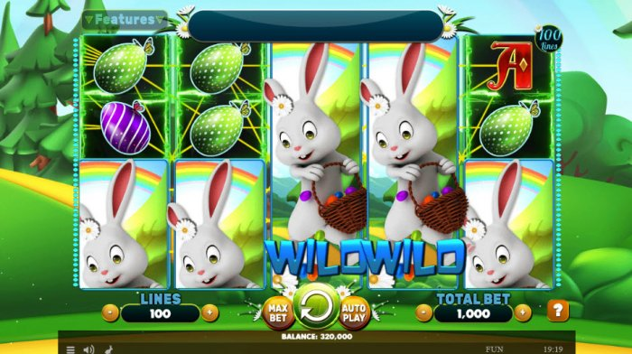 Wild Easter by All Online Pokies