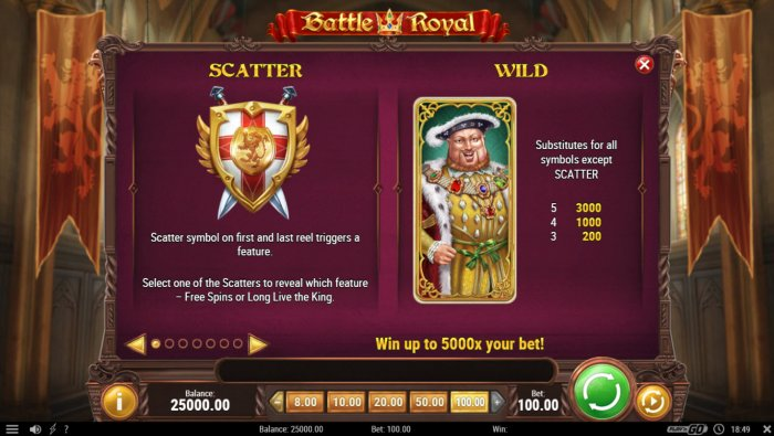 All Online Pokies - Wild and scatter symbol rules