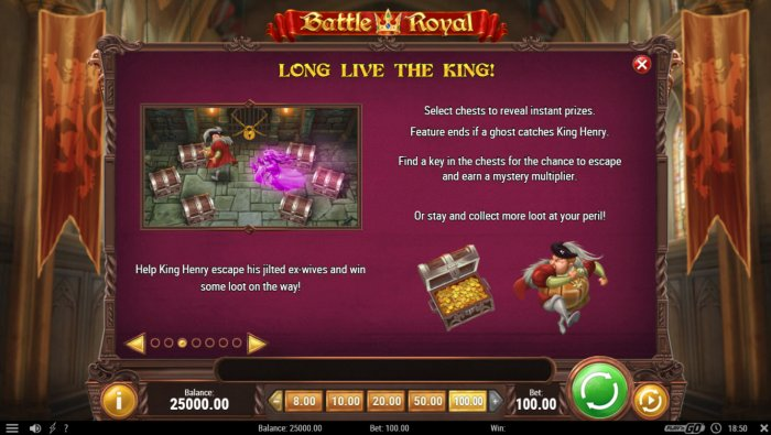 Bonus Game Rules - All Online Pokies
