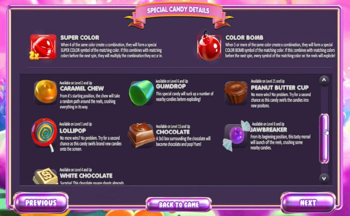 Sugar Pop! screenshot