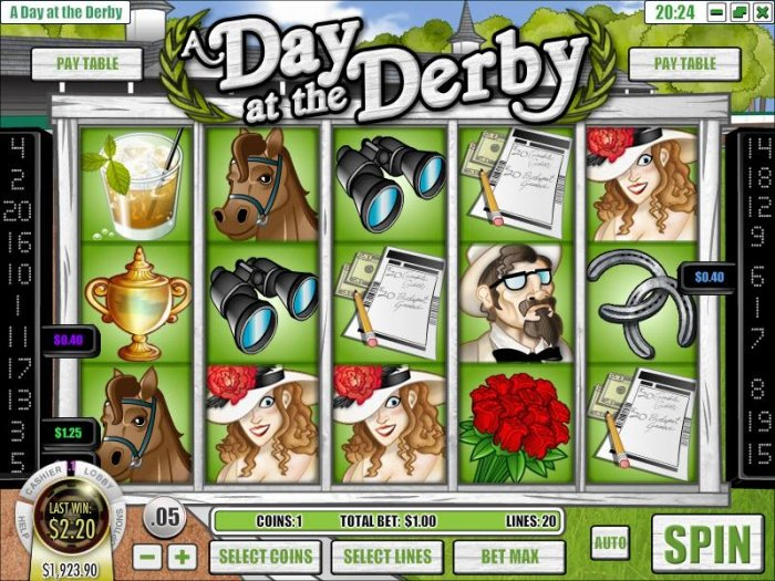 A Day at the Derby screenshot