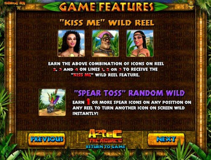 Aztec Treasure by All Online Pokies