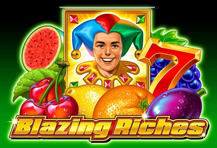 Images of Blazing Riches