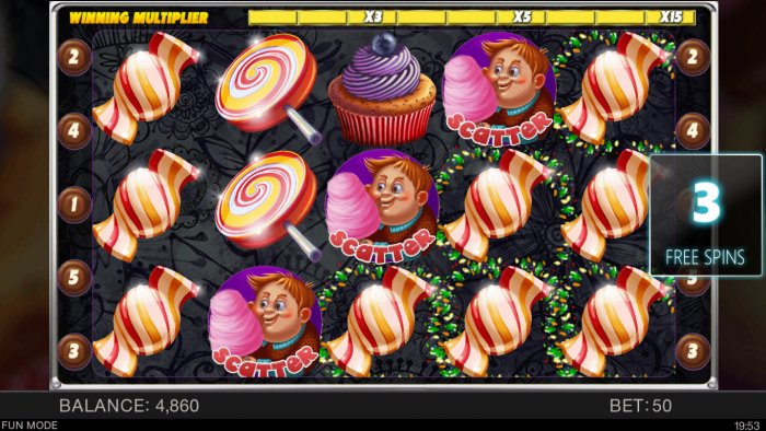 Candy Slot Twins screenshot