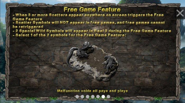Dragon Tiger screenshot