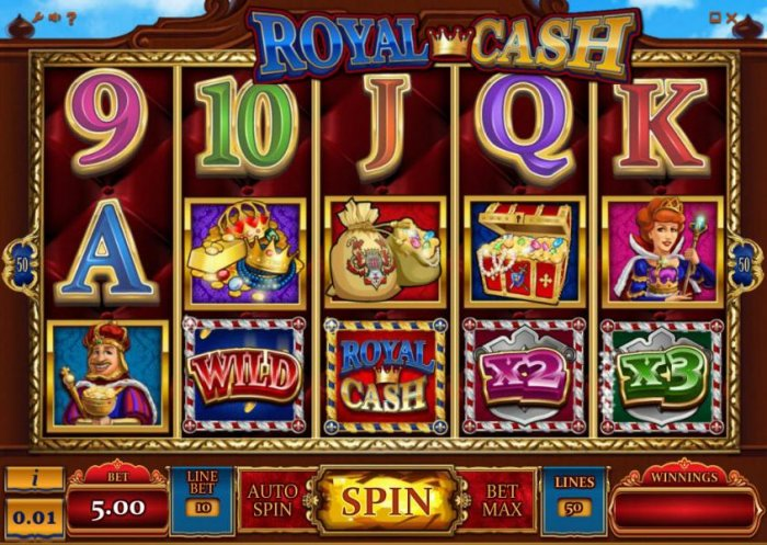 Royal Cash screenshot