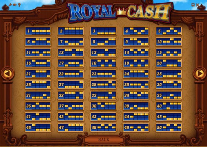 All Online Pokies image of Royal Cash