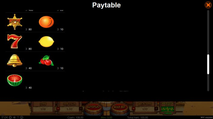All Online Pokies image of Mystery Jack Deluxe