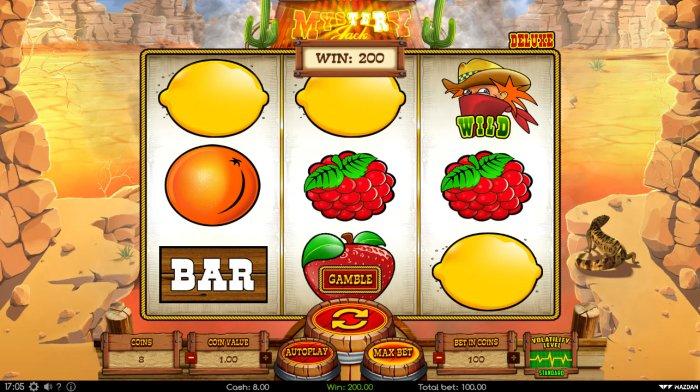 Mystery Jack Deluxe screenshot
