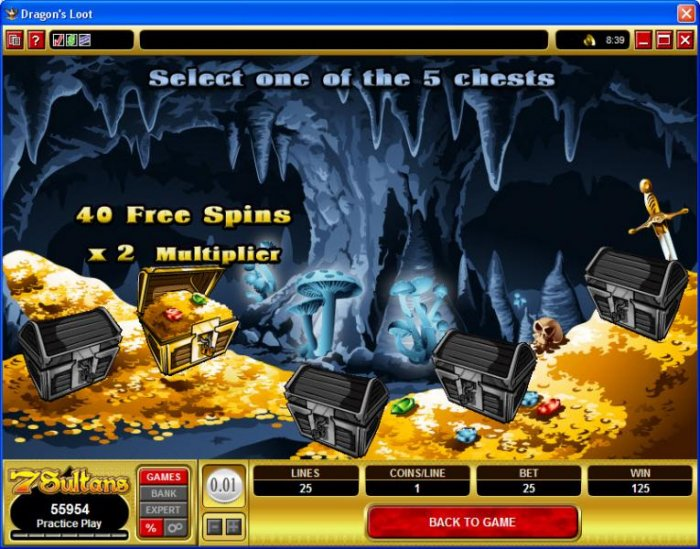 Dragon's Loot by All Online Pokies