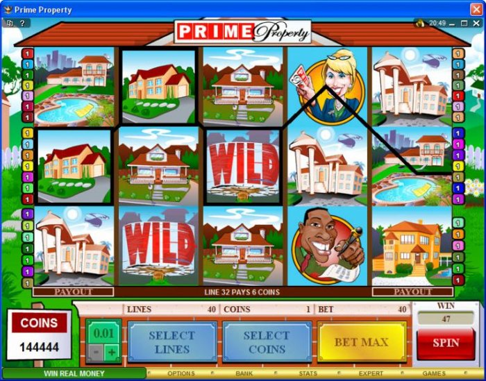 All Online Pokies image of Prime Property