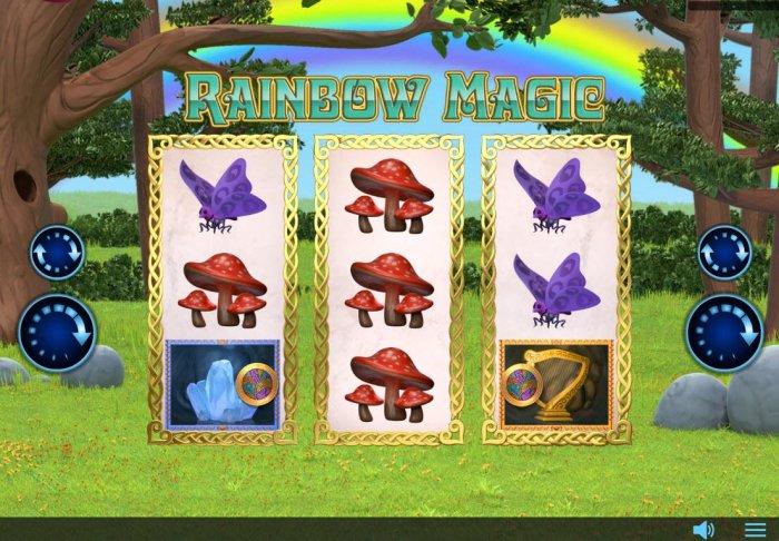 All Online Pokies image of Rainbow Magic