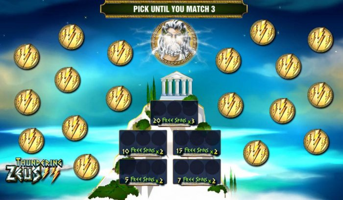Thundering Zeus by All Online Pokies