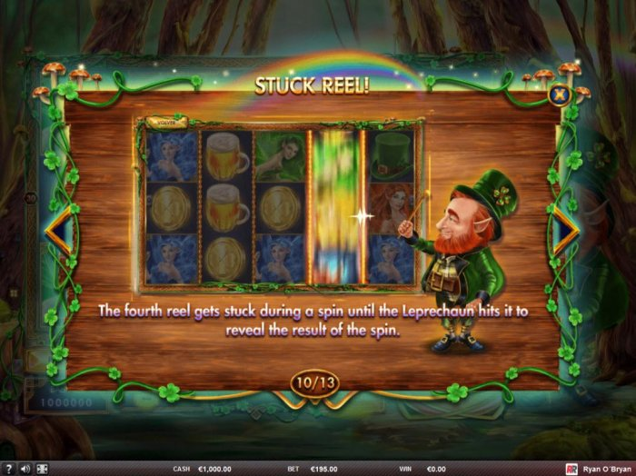 Ryan o Bryan and the Celtic Fairies by All Online Pokies