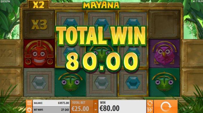 Mayana screenshot