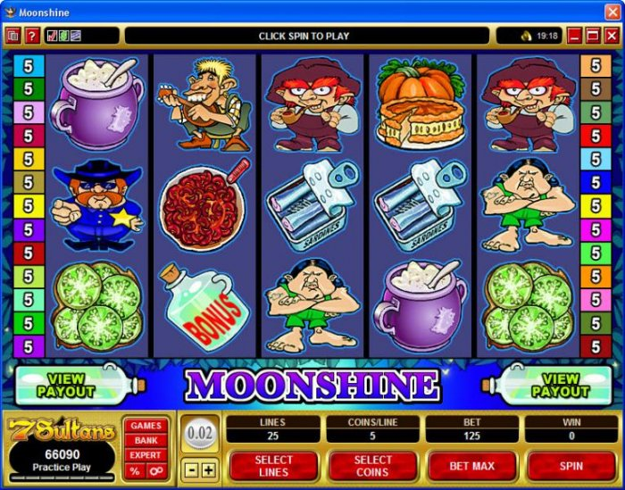 Images of Moonshine