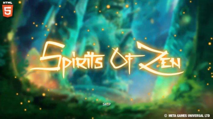 All Online Pokies image of Spirits of Zen
