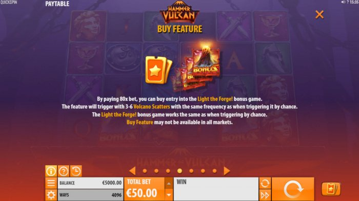Buy Feature by All Online Pokies