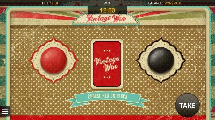 Vintage Win screenshot