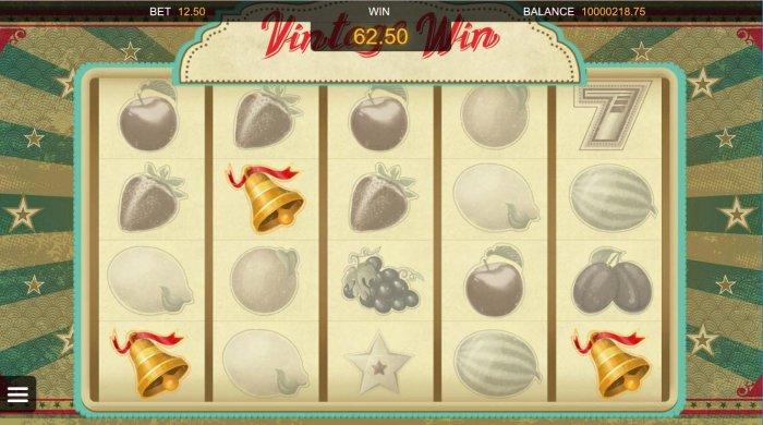 Vintage Win by All Online Pokies
