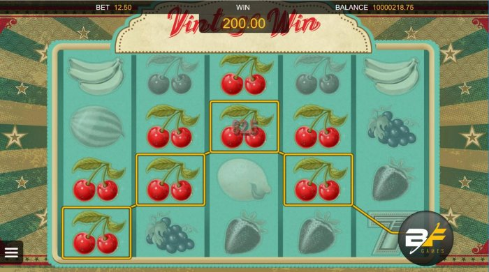 Multiple winning paylines triggers a big win during the free spins feature! - All Online Pokies