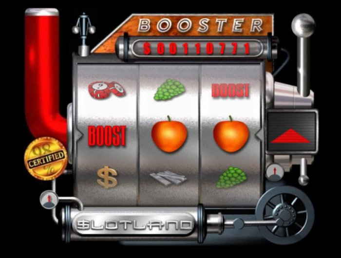 All Online Pokies image of Booster