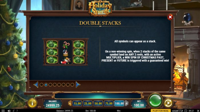 Holiday Spirits by All Online Pokies
