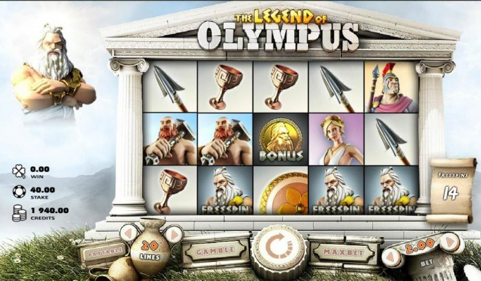 Images of The Legend of Olympus