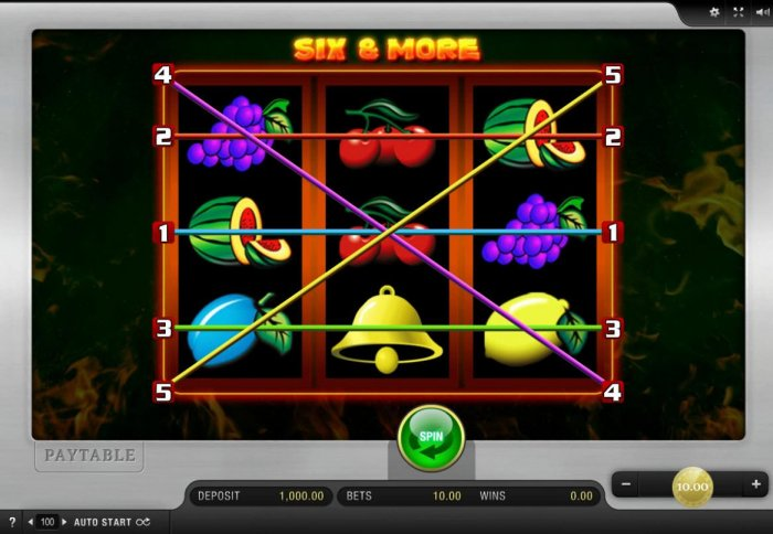 Six & More screenshot