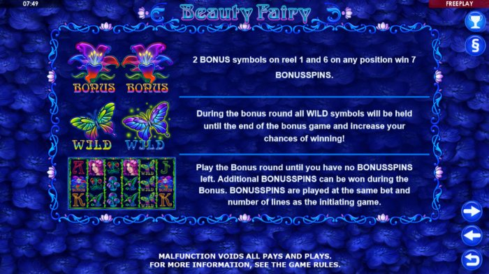 Free Spins Rules - All Online Pokies