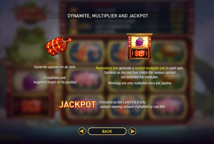 All Online Pokies image of Leap of Fortune