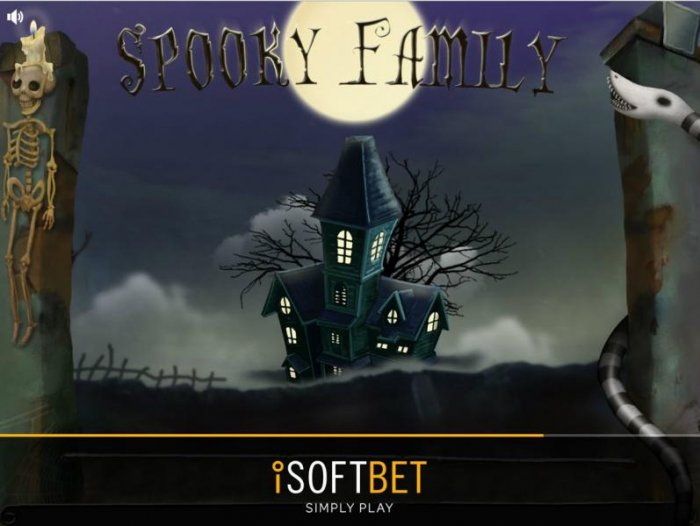 All Online Pokies image of Spooky Family