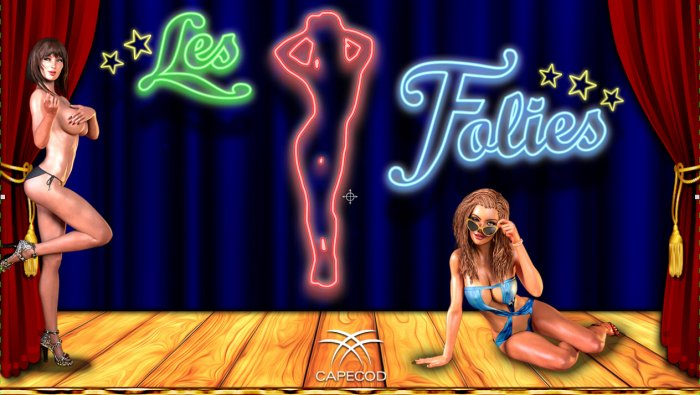 All Online Pokies image of Les Folies