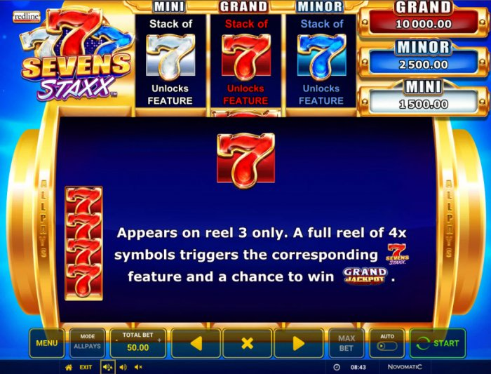 All Online Pokies - Red Seven