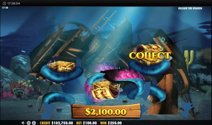 All Online Pokies - Bonus play ends once a collect is revealed