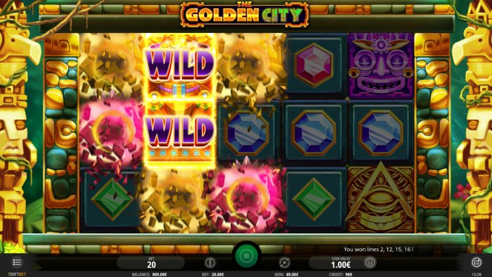 All Online Pokies - Winning symbols are removed from the reels and new symbols drop in place